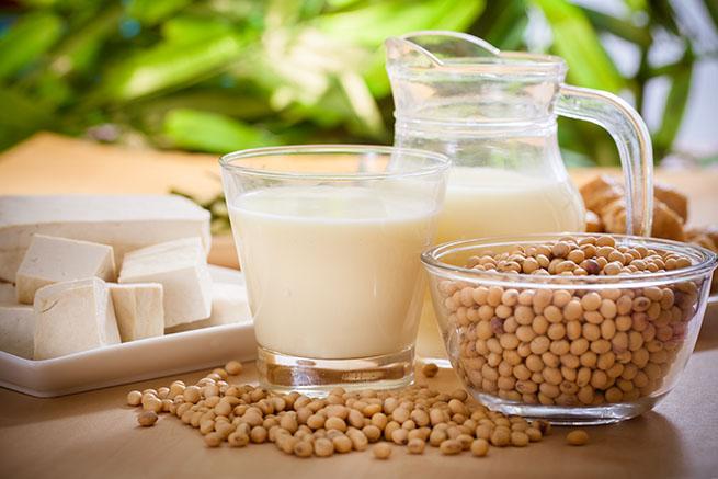 เมนูอาหารลดไขมันพอกตับ อาหารที่เหมาะกับคนที่เป็นไขมันเกาะตับ น้ำเต้าหู้