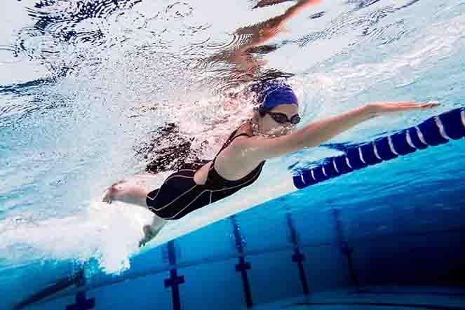 ว่ายน้ำ ช่วยรักษาไขมันพอกตับได้